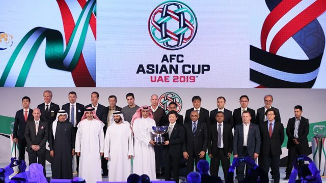 Image result for opening ceremony asian cup 2019 football