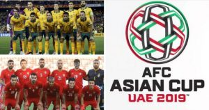 Australia vs Jordan Live Streaming
